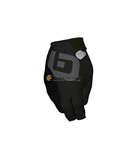 guanti ale Alè guanti MTB fango nero tg. XL