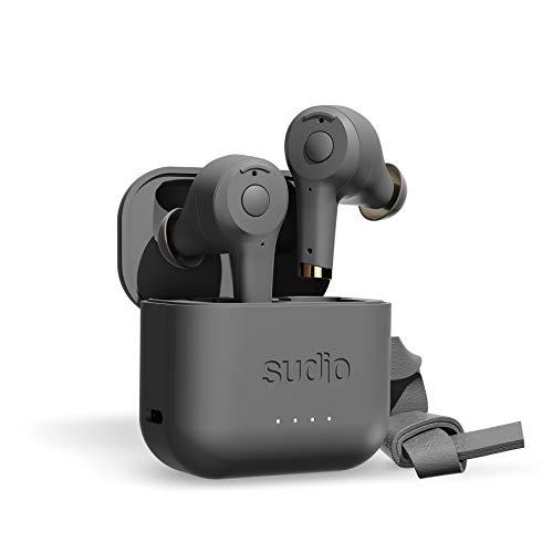 Sudio ETT - Auriculares Intrauditivos Inalámbricos Bluetooth...
