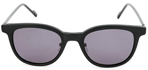 adidas Sonnenbrille AOK003 Occhiali da Sole, Nero (Schwarz), 51.0 Unisex-Adulto