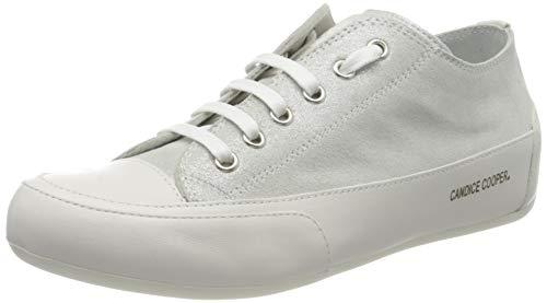 Candice Cooper Damen Rock Sneaker, Silber (Polvere Libra), 40 EU