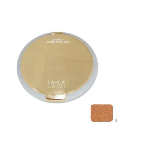 Layla Cosmetics Milano Top Cover Compact Blush 4