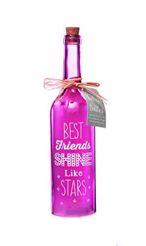 BOXER Best Friends Starlight Bottiglia, Rosso