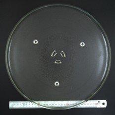 PIATTO IN VETRO GIREVOLE PER MICROONDE ORIGINALE SAMSUNG PER MODELLO CE1351T-S/XET CE137NE-X/XET CP1370E-S/XET CP1370E-W/XET CP1395E-B/XET CP1395E-S/XET CP1395EST/XE