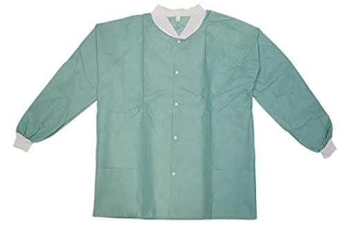 Medi-Inn - Pack de 50 compresas térmicas para OP y Station, color verde