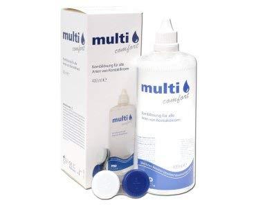 Multi Comfort Kombilösung 1x400ml + 1 Linsenbehälter