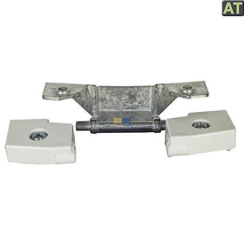 LUTH Premium Profi Parts Bisagra de Puerta bisagra Lavadora y Secadora Completa para Bosch Siemens Balay Constructa 00153693 153693 153693