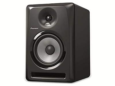 Pioneer Pro DJ S-DJ60X 6-Inch Active Reference Speaker, Black by Pioneer DJ