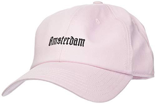 Cayler & Sons C&s WL Amsterdam Curved Cap Gorra de béisbol, Pink,...