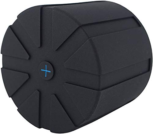 カバード(Kuvrd) 交換レンズカバー ブラック 8×6.7×6.7cm KUVRDユニバーサルレンズキャップ KUVRD001