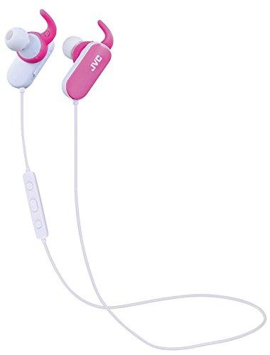 Auriculares JVC HA-EBT5 Color Rosa, In-Ear, Bluetooth, IPX4