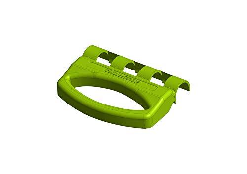1 Satz Hygienegriff TROLLGRIP now, Einkaufswagen Griff, Handgriff, Einkaufswagenprotektor (Grün)