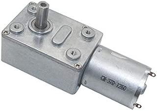 12//24 V 30 W haute vitesse CW//CCW moteur permanent aimant DC r/éversible /à engrenage /électrique haute vitesse faible bruit pour bricolage Generato couple maximal de 2 kg Voir image 12v 3000rpm