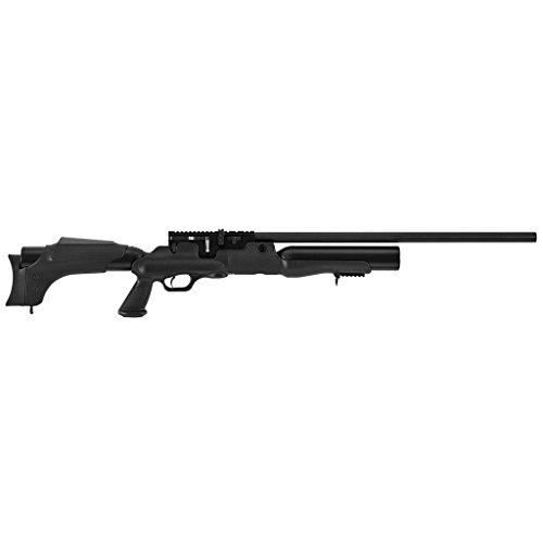 Hatsan Hercules .22 Caliber Airgun, Black