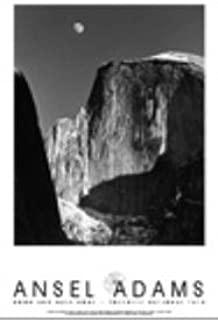 Moon and Half Dome, Yosemite National Park, California, 1960 (Moondom)