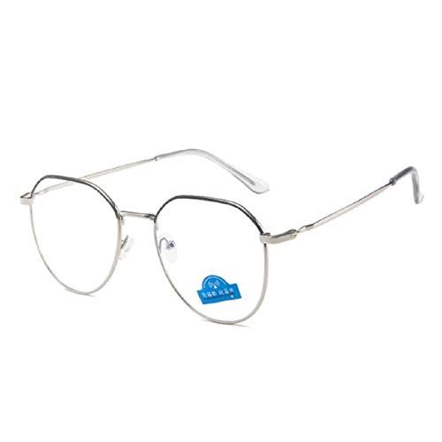 Gafas de bloqueo de luz azul retro con filtro de rayos para...