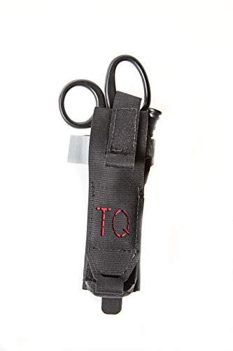 Raine Tactical Tourniquet MOLLE/PALS Pouch TQ, Black