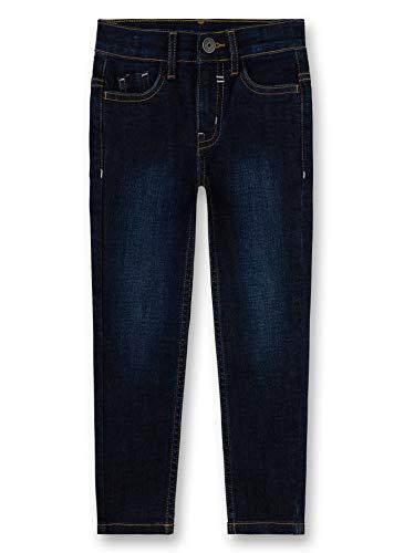 Sanetta Mädchen Jeans, Blau (Blau 9559), (Herstellergröße: 134)