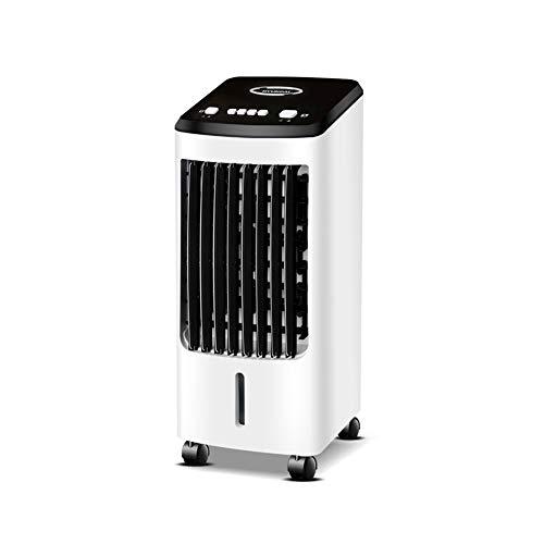 Klimagerät Klimagerät Mobile Klimaanlage Luftkühler Luftreiniger Luftbefeuchter 4L Große Kapazität Dritter Gang Energieeinsparung Geeignet for Büro Zuhause