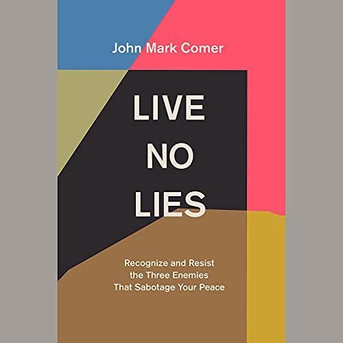 Couverture de Live No Lies
