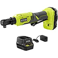 Ryobi One+ 18V 3/8 Inch Cordless Ratchet Kit with 1.5 Ah Battery/Charger