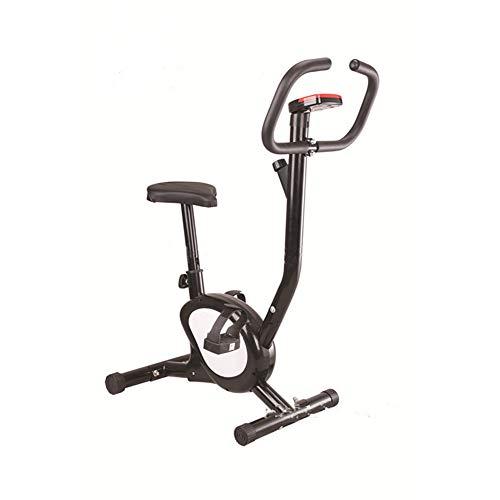 GWSPORT Bicicleta Estática Magnética Plegable, Pulsómetro