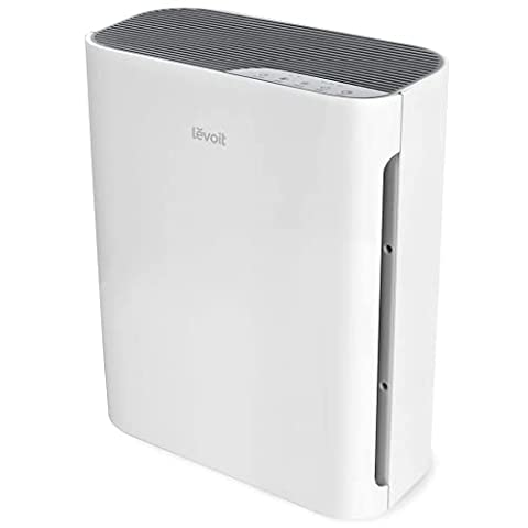 Levoit Vital 100 Air Purifier in White Color