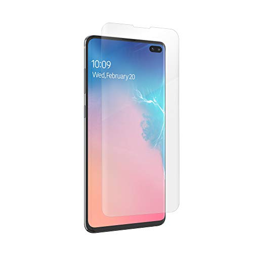 ZAGG InvisibleShield Ultra Clear Screen Protector for Samsung S10+