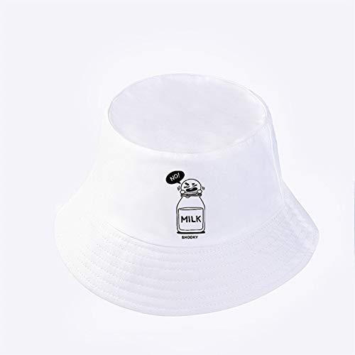 sdssup Sombrero Adulto Sombrero de Pescador de Doble Cara