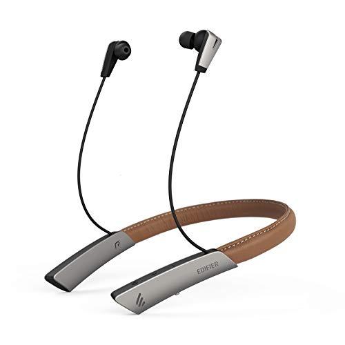 Edifier W380NB Auriculares Bluetooth, Auriculares inalámbricos con banda para el cuello con...