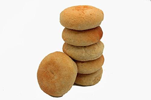 Organic Bread of Heaven ~ Sourdough English Muffins 2 pkgs of 6~ USDA Organic