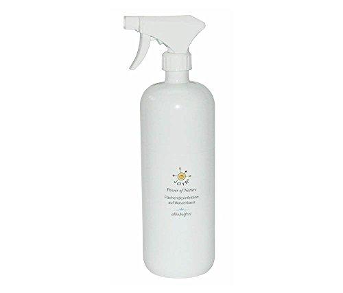 Preisvergleich Produktbild JOYA Power of Nature - alkoholfreies Flaechendesinfektionsmittel auf Wasserbasis,  baut sich zu 100% selbst ab (1000ml)
