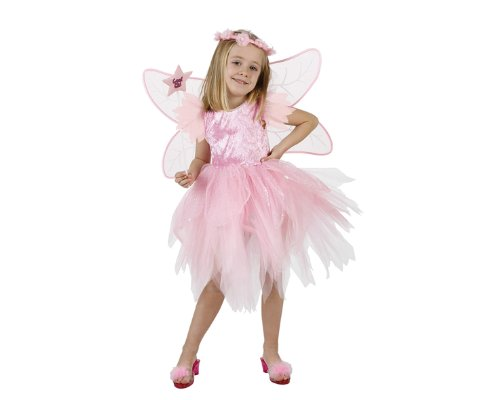 Atosa-98862 Disfraz Hada, color rosa, 7 a 9 años (98862)