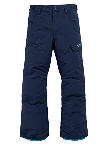 Burton Jungen Exile Cargo Snowboardhose, Dress Blue, XL