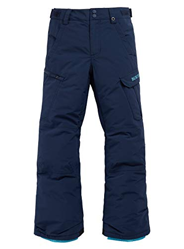 Burton Jungen Exile Cargo Snowboardhose, Dress Blue, XL