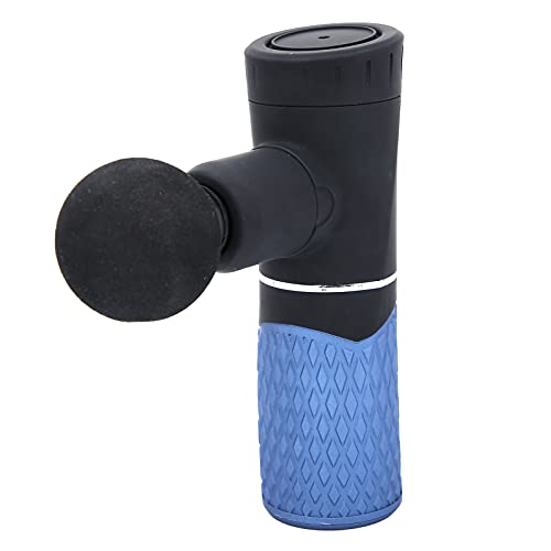 Pistola per massaggio antidolorifico, massaggiatore muscolare a basso rumore artigianale per la casa