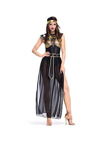 GBYAY Disfraz de Halloween para Mujeres Adultas