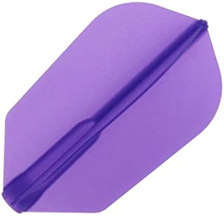 Cosmo Darts Fit Flight 3 Pack Slim (Purple)