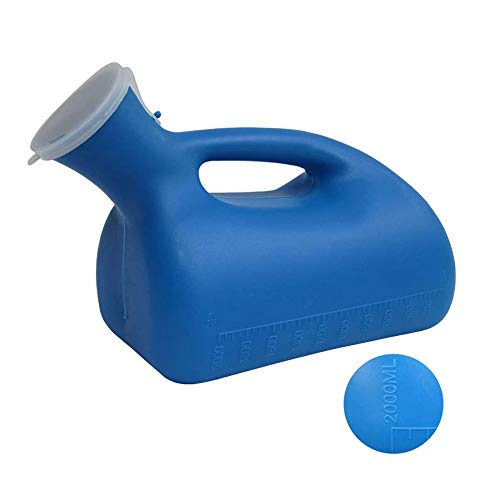 Botella de Urinario Masculina Reutilizable Portátil TINS