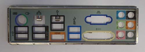 MSI Z77MA-G45 MS-7759 Ver.1.3 - Blende - Slotblech - IO Shield #157255