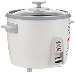 Zojirushi NH-SQ10 Rice Cooker, 6 cups