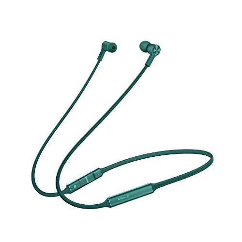 Huawei FreeLace ultraleichtes Bluetooth Headset 'CM70-C' mit HiPair, Grün