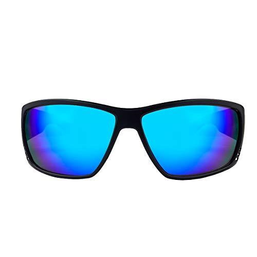 FORTIS Sonnenbrille AMPM in Bernsteinfarben mir polarisierten Gläsern (ST002)