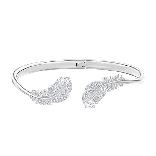 Swarovski Bangle Donna argento - 5482915