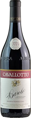 Cavallotto Barolo Vignolo Riserva 2015