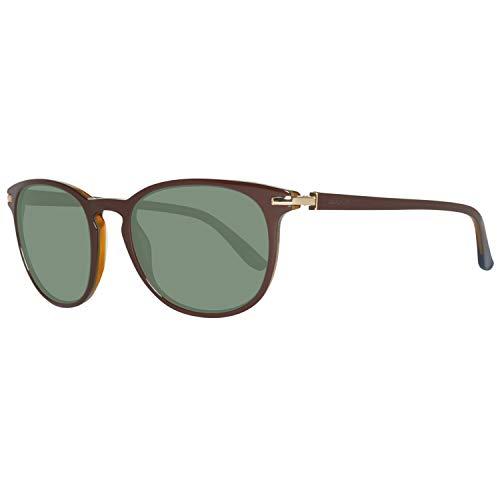 GANT GA7056 5448R Sonnenbrille GA7056 5448R Rund Sonnenbrille 54, Blau
