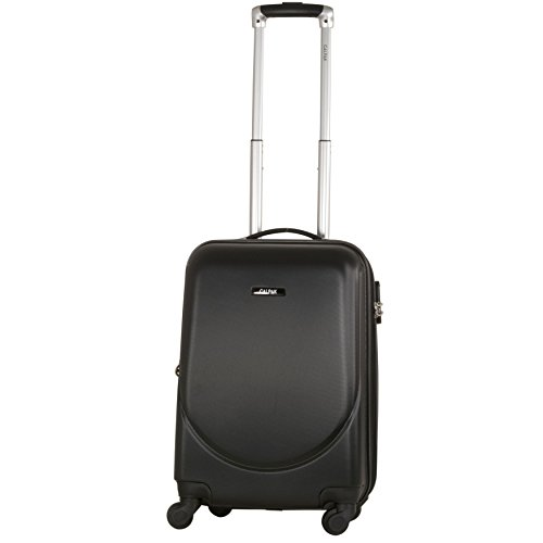 CALPAK Silverlake Black 20-inch Carry-on Lightweight Expandable Hardsided Upright Suitcase