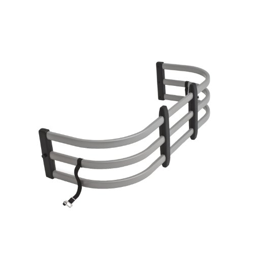 AMP Research 74813-00A Silver Bed Extender for 2004-12 F-150 (standard bed)