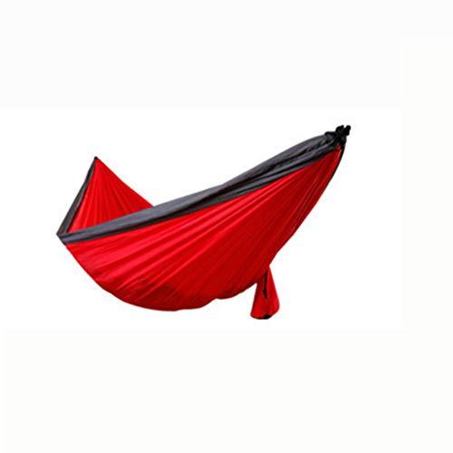 Ming Hamac De Camping Moustiquaire Ultra-léger, Hamac Extérieur, Multi-Personne, Hamac Portable Ventilé avec des Accessoires Avancés pour Les Jardins Extérieurs, Etc.