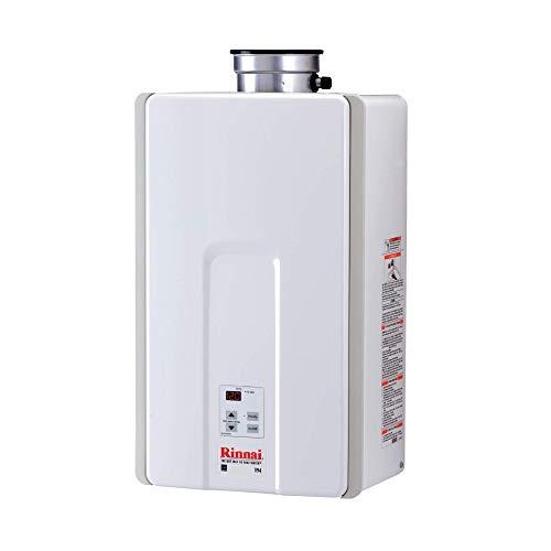 Rinnai Hot Water Heater / V94XIN / Natural Gas/ 9.8 GPM, GPM, V94XiN-Natural 9.4 GPM