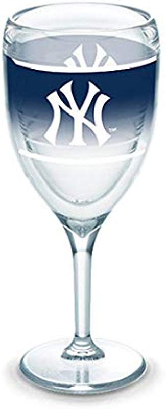 Tervis New York Yankees 9 Ounce Wine Glass